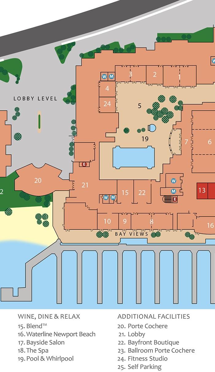 Balboa Bay Resort - Balboa Bay Club