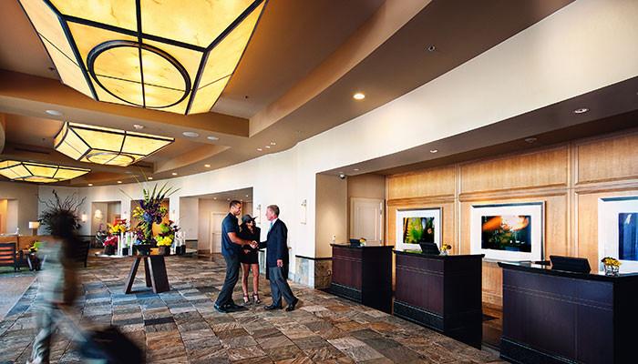 Newport Beach Marriott Hotel Spa