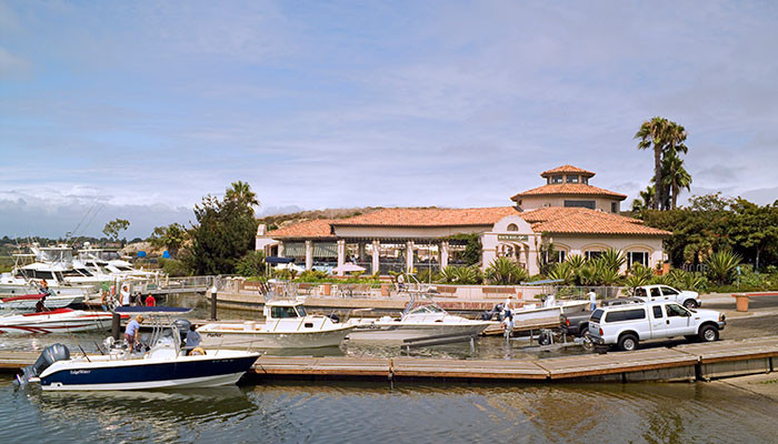 Newport Dunes Waterfront Resort Marina