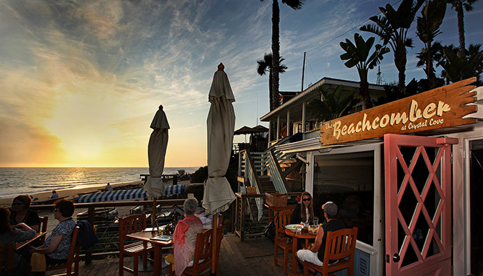 The Beachcomber Cafe