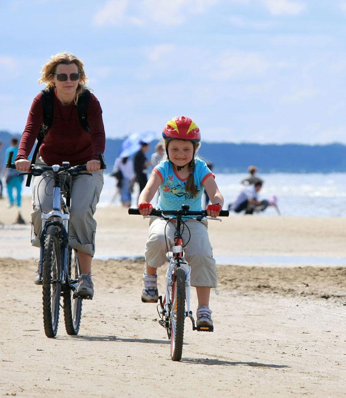 Rent Beach Cruiser Bikes with Seaside Bike Rentals