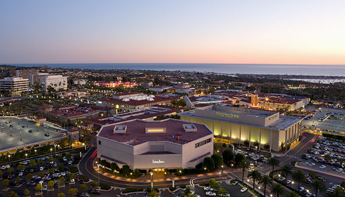 Fashion Island Stores and Malls