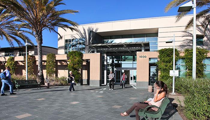 Newport Beach Public Library Visit Newport Beach