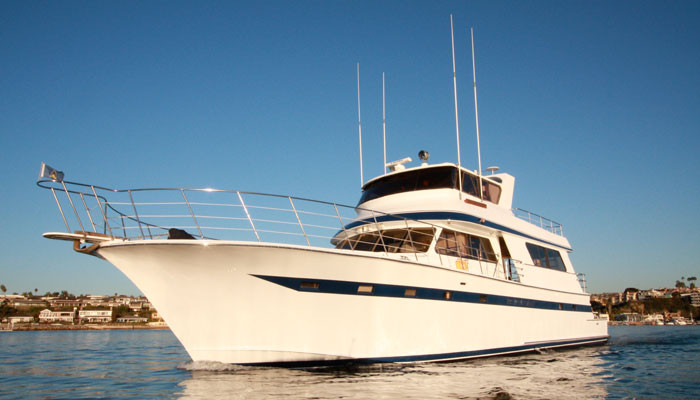 Paradiso Yacht Charters In Newport Beach