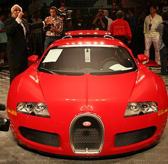 Newport Dunes Waterfront Resort & Marina Hosts Multi-Million Dollar Car Show