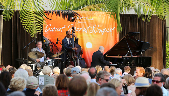Sunset Jazz at Newport