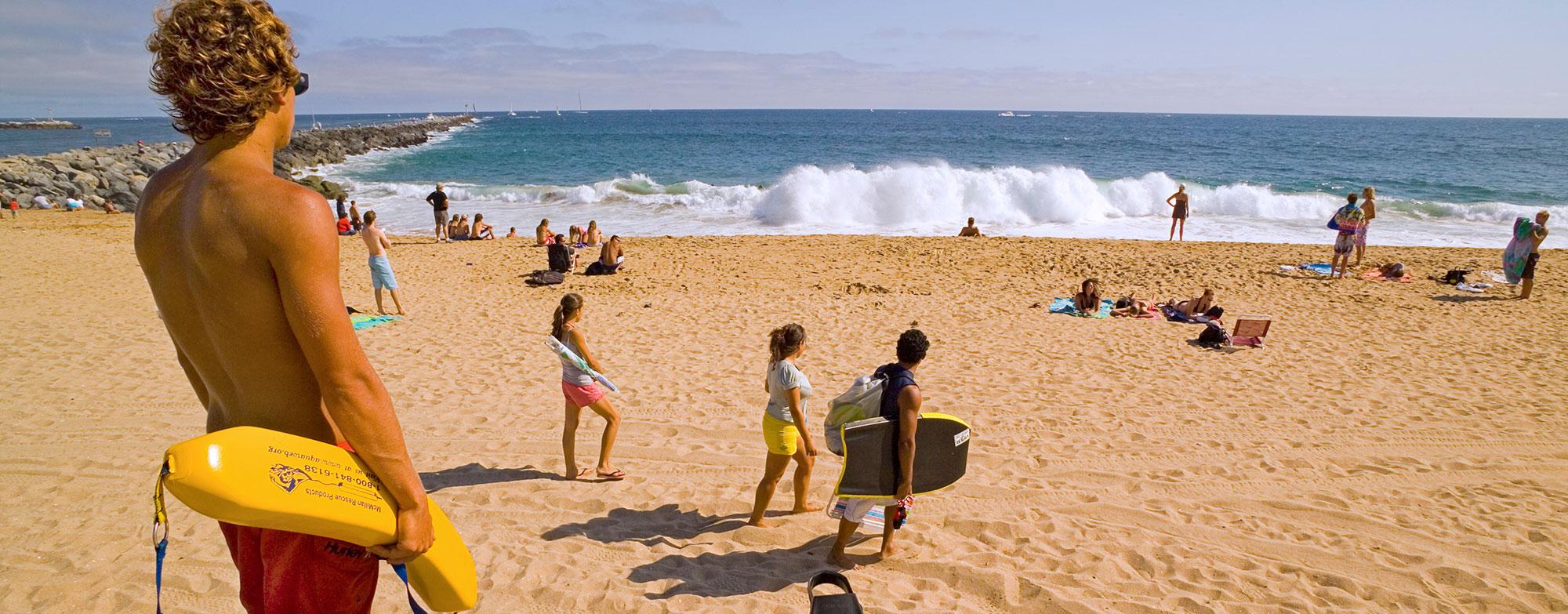 Newport Beach Beaches Parks