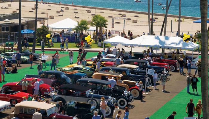 Coastline Car Classic