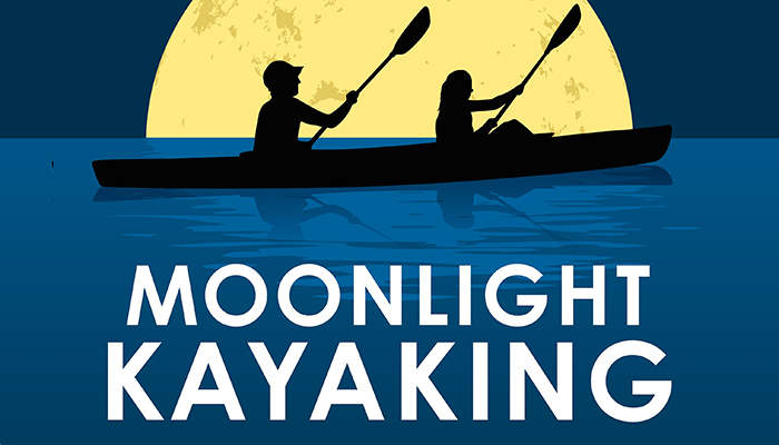 Moonlight Kayaking at Newport Aquatic Center