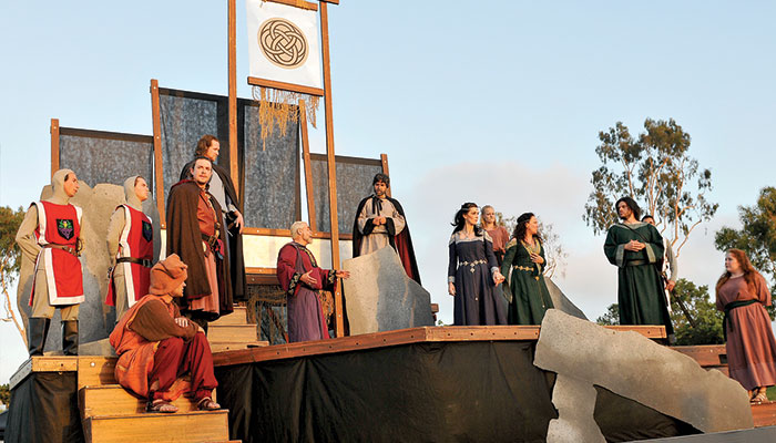 Shakespeare by the Sea- The Tempest