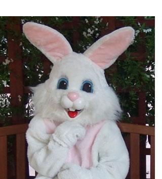 Fashion Island Easter Bunny
