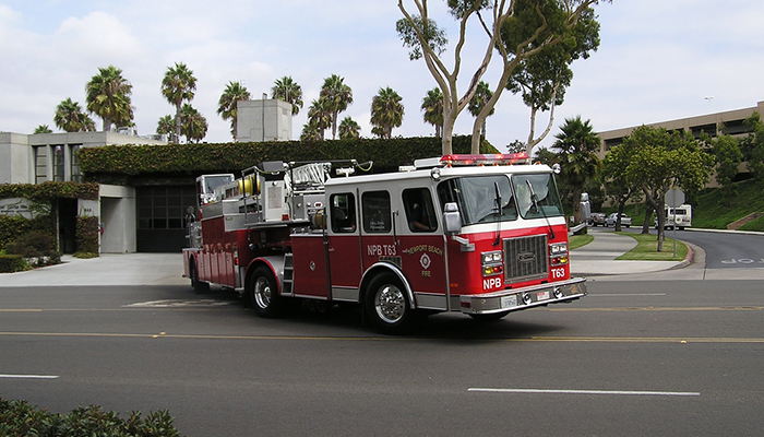 17th Annual Newport Beach Fire and Lifeguard Appreciation Beach Party