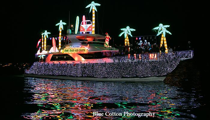 newport beach holiday cruise
