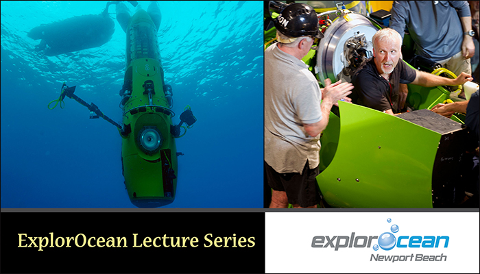 DEEPSEA CHALLENGER Expedition, Bruce Sutphen