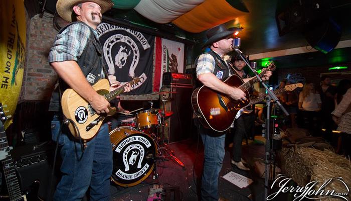 Redneck Rodeo at Balboa Inn