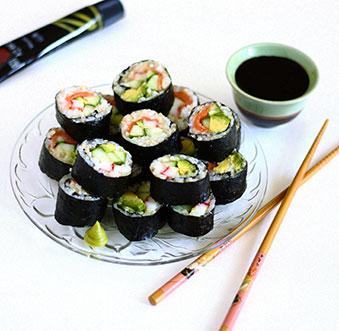 Sushi Heaven in Newport Beach