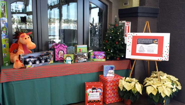 Newport Beach 1st Battalion 1st Marines Foundation Holiday Toy Drive