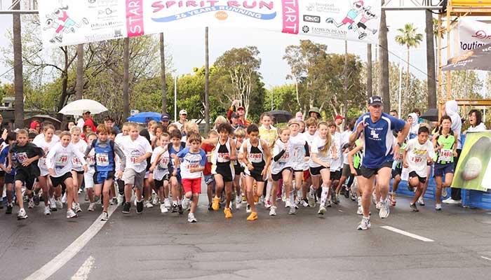 37th Annual Spirit Run