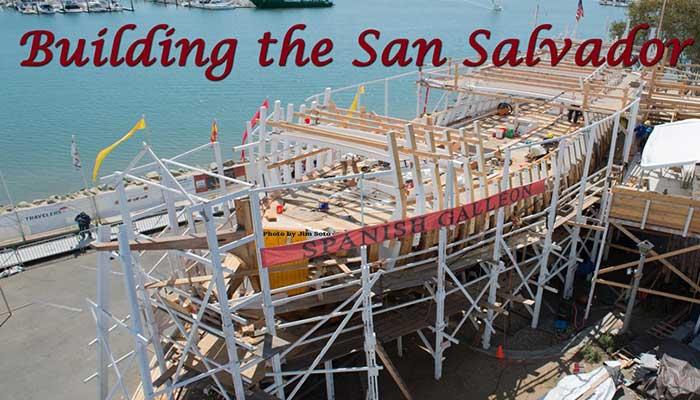 Building the San Salvador with Dr. Raymond Ashley