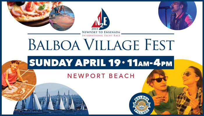 Balboa Village Fest – N2E Kickoff Event
