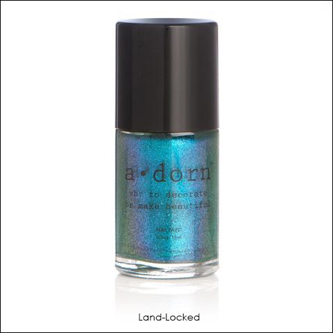 Land-Locked-Mermaid