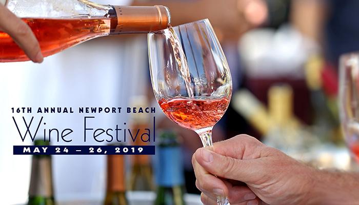 16th Annual Newport Beach Wine Festival