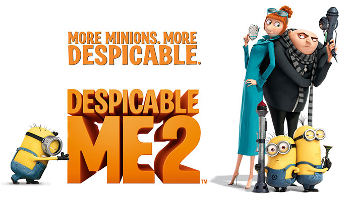 Movies on the Beach: Despicable Me 2