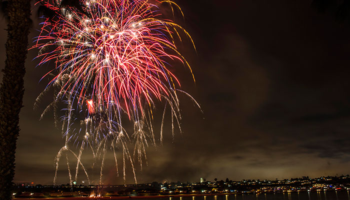 SoCal's Most Beautiful Coastal Destination Celebrates America with Fireworks, Live Music, Boat Parades and more!