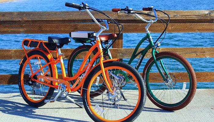 Electric Bike Real Estate Tour