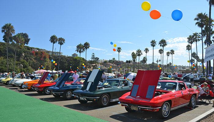 Corona del Mar Coastline Car Classic