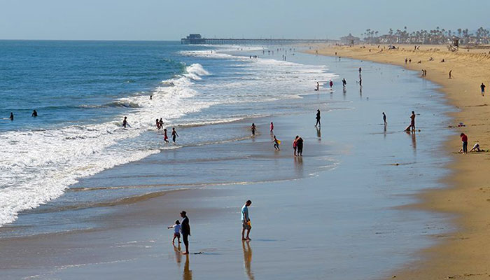 National Resource Defense Council Determines Newport Beach met national water quality benchmarks for the past five years