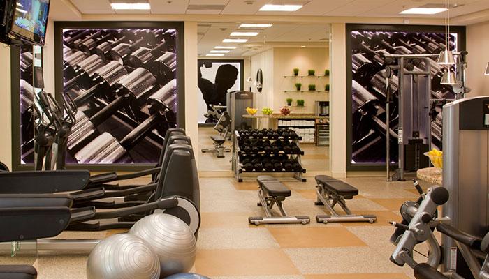 Hotel Gym Workout Roundup Visit Newport Beach