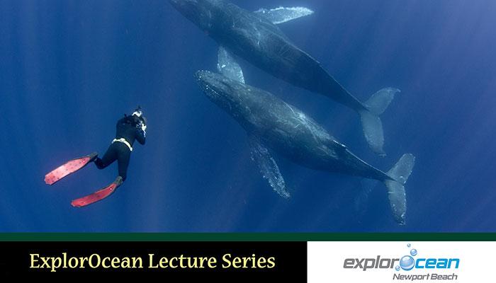 James Nestor's DEEP, ExplorOcean Lecture Series