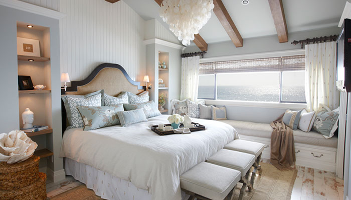 Dont Be Too Literal With Coastal Inspired Decorating Says Interior Designer Lisa McDennon Whose Newport Beach Projects Have Earned Her Numerous