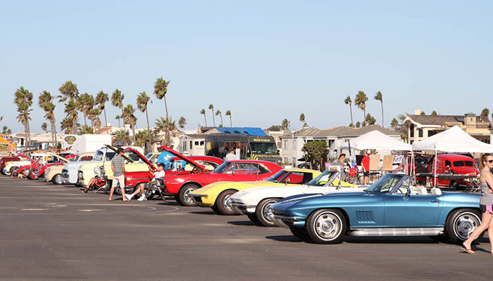Second Annual Newport Elementary Classic Car Show