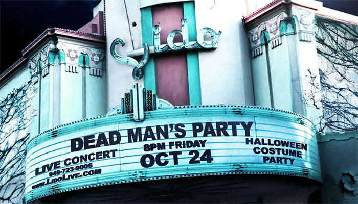 Dead Man's Party at Lido Live
