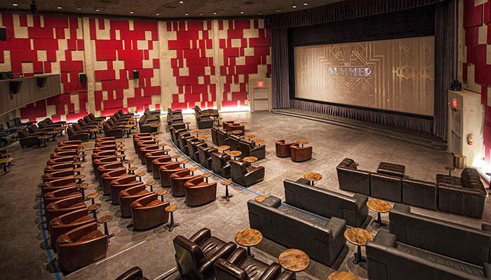 THE LOT Fashion Island Newport Beach Movie Theater 28