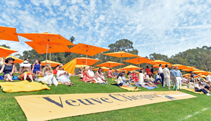 Celebrate the Veuve Clicquot Polo Classic at Fig & Olive