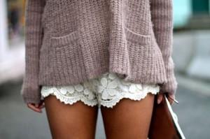 Shorts shot