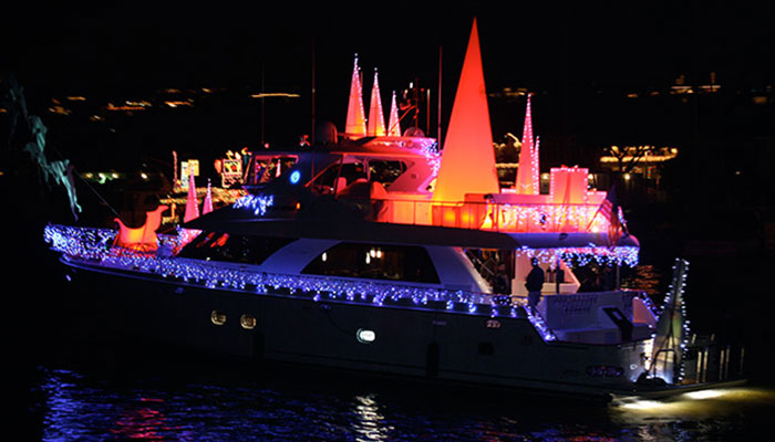 Parade of Lights Preview Dinner Cruise
