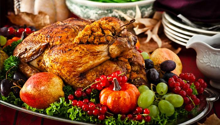 Thanksgiving Dinner at Back Bay Bistro