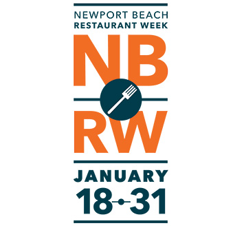 Newport Beach Restaurant Week Dates - 2016