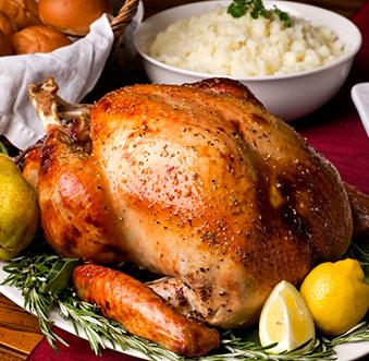 Thanksgiving Menus