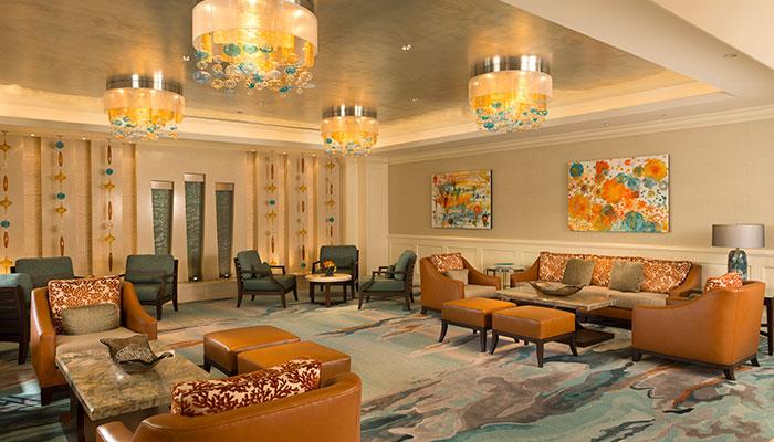 Balboa Bay Resort Lobby