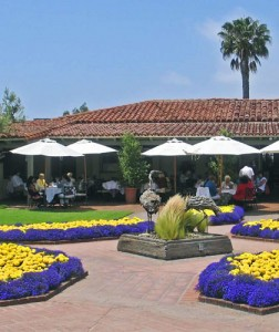 Sherman Gardens cafe
