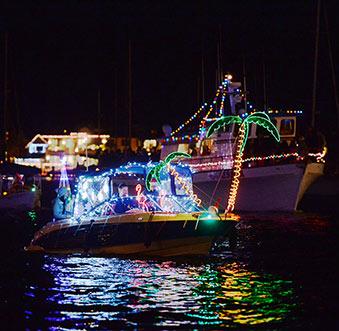 106th Newport Beach Christmas Boat Parade