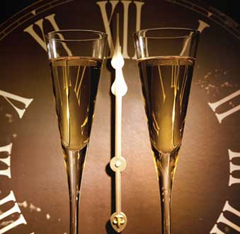 Make Plans To Ring In The New Year In Style