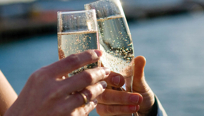 New Years Day Champagne Brunch Cruise