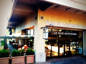Le Pain Quodidien Fashion Island