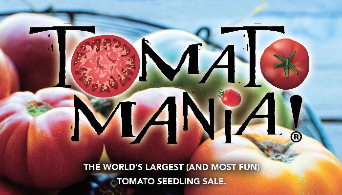 Garden Fusions Dinner: TOMATOMANIA!